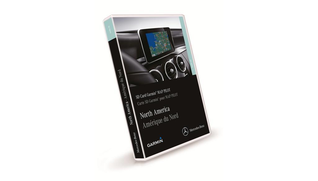 Garmin® MAP PILOT, bei vorhandener Vorrüstung Code 355(EV5) Audio 20 CD, NTG5 Star2