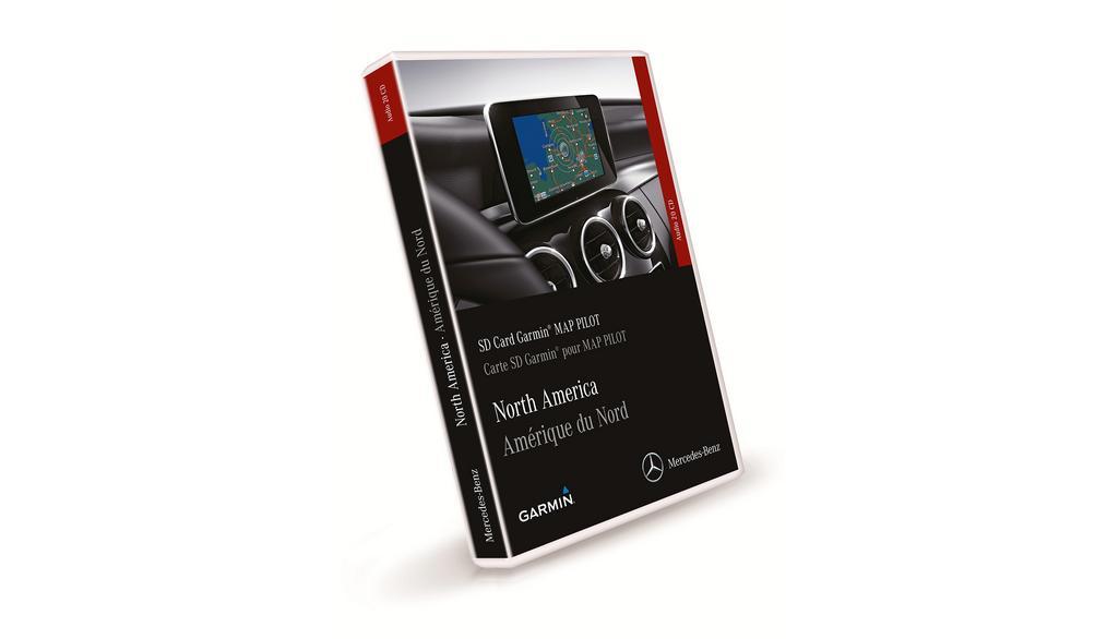 Garmin® MAP PILOT, bei vorhandener Vorrüstung Code 522 Audio 20 CD, NTG5 Star1