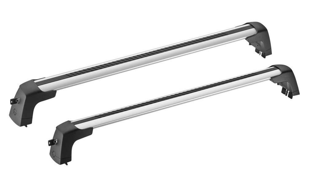 Basic carrier bars, Alustyle aluminium