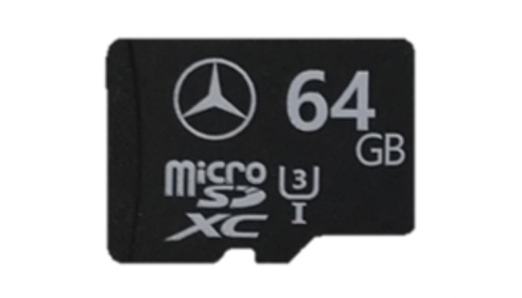 Micro-SD card, 64 GB