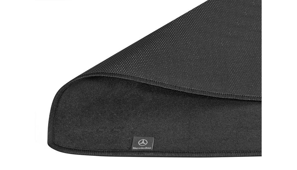 Reversible mat black
