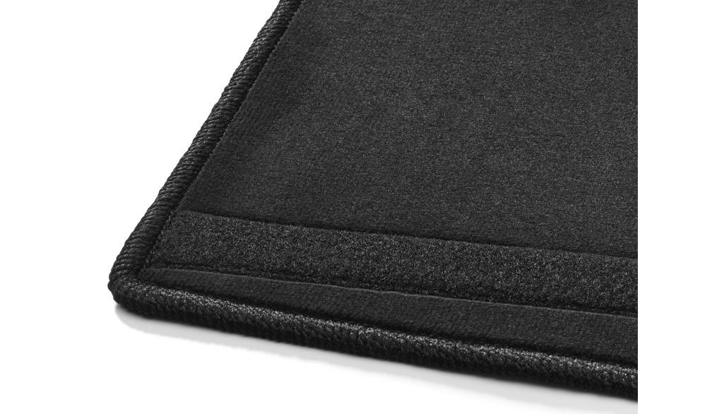 Tapis réversible Coloris noir