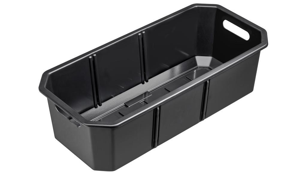 Staubox schwarz